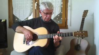 Roses De Picardie  ( Guitar Cover / Picking ) Haydn Wood