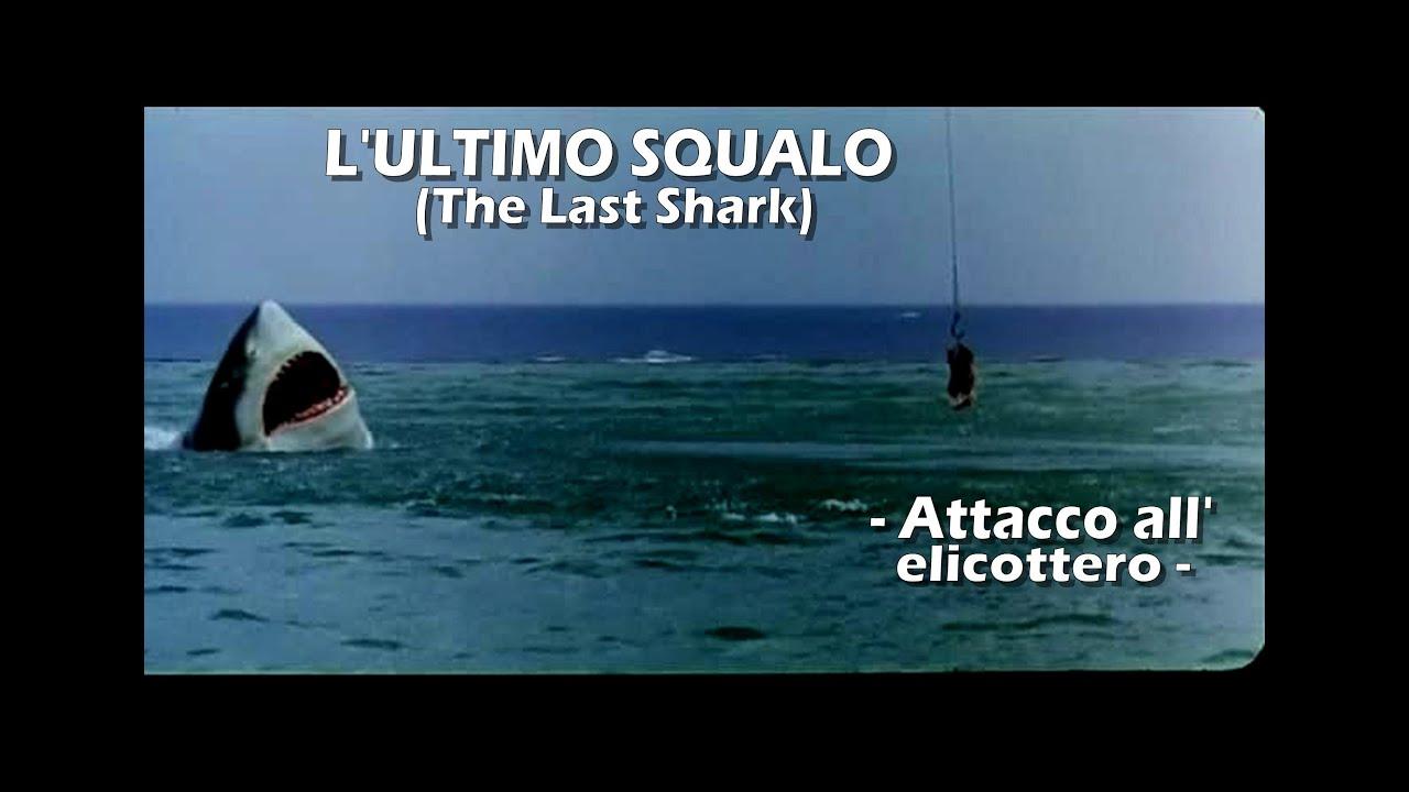 Elicottero Squalo : L ultimo squalo attacco all elicottero youtube