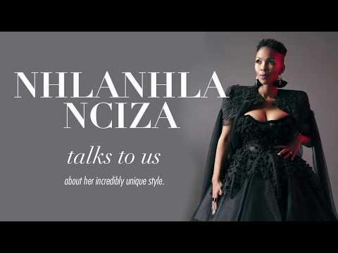 Talking fashion with Nhlanhla Nciza