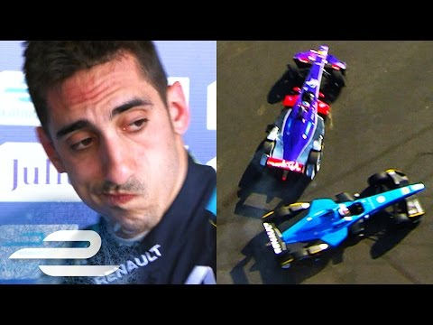 What Went Wrong For Buemi? Nightmare Weekend At The Julius Baer Mexico City ePrix 2017 - Formula E