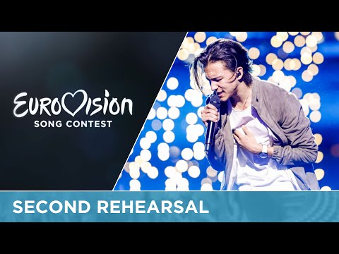 Frans - If I Were Sorry (Sweden) Second Rehearsal