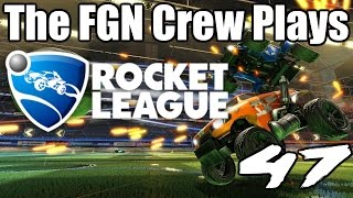 The FGN Crew Plays: Rocket League #47 - Wanted The Win (PC)