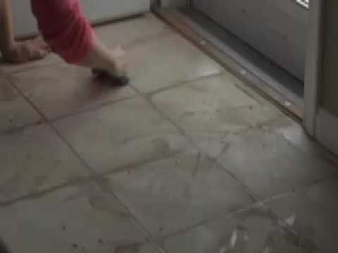 Easy Tile Entrance Youtube