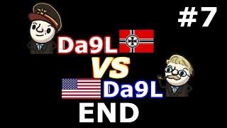 HoI4 - MtG - Da9L Super Germany vs Da9L USA - Ragnarok mod! - Part 7 - Peace in our time! - END