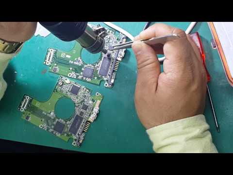 How to Replace bios for hdd