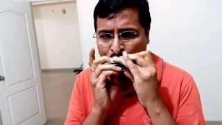 pathar ke sanam tujhe hamane .. harmonica