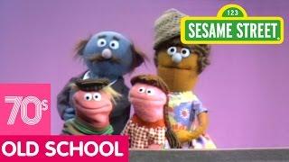 Sesame Street: Classifying Family