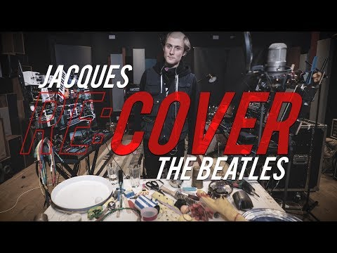 Watch Jacques cover The Beatles's classic 'Blackbird'