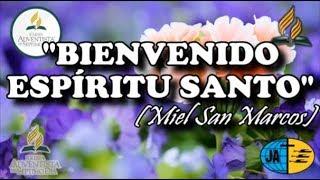 Bienvenido Espíritu Santo(Pista)|2,018