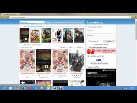 How to download free movie/cara mendownload movie secara percuma