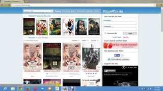 How to download free movie/cara mendownload movie secara percuma
