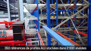 Art & Fenêtres - unité de production alu