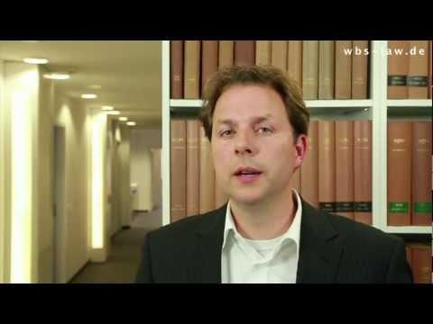 Upload bei YouTube (Musik / Videos) - Kanzlei WILDE BEUGER SOLMECKE Köln