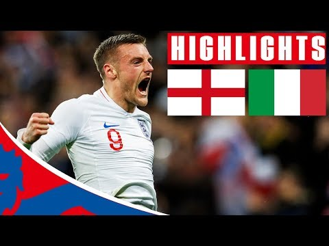England 1-1 Italy   England Denied Win by Controversial VAR in 87th Minute   Official Highlights