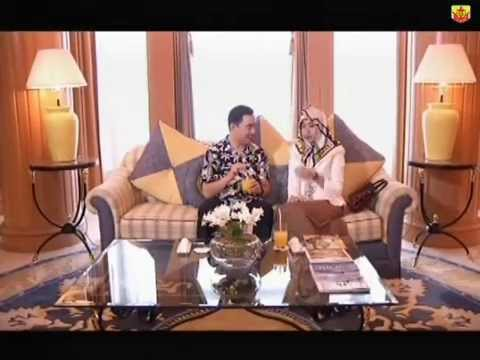 Mahligai Cinta - Prince 'Abdul Malik & Dk Raabi'atul 'Adawiyyah - Brunei Royal Couple