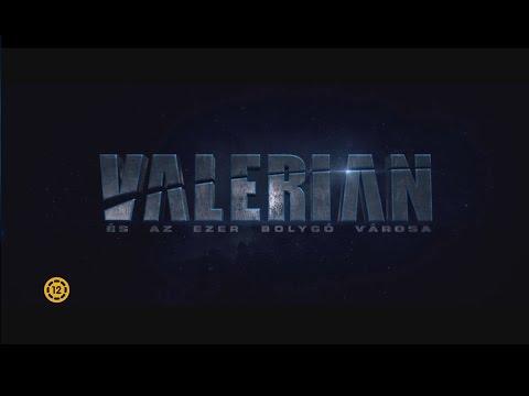 Valerian és az ezer bolygó városa - EXKLUZÍV új magyar előzetes