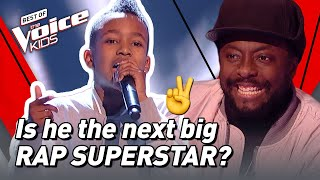 Lil' T performs 'Shutdown' by Skepta | The Voice Stage #35