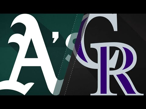 Murphy, Marquez lead Rockies to 3-2 victory: 7/29/18