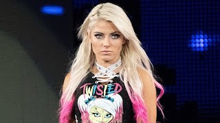 How did Bliss react to news that Jax will battle Rousey at WWE Money in the Bank?