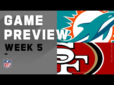 Miami-Dolphins-vs.-San-Fransisco-49ers-NFL-Week-5-Game-Preview