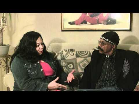 Salima speaks to Wilbert Hart of the original Delfonics, Pt 4