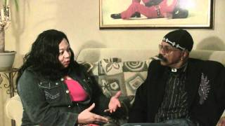 Salima speaks to Wilbert Hart of the original Delfonics, Pt 4