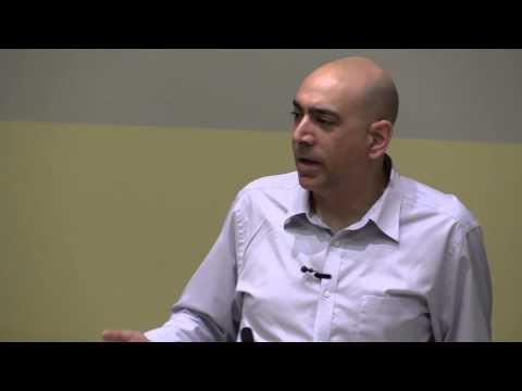 Ali Abunimah, Kane Hall, Nakba Day May 15th 2014