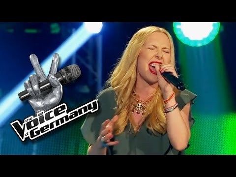 Troublemaker - Olly Murs | Victoria Benesch Cover | The Voice of Germany 2015 | Audition