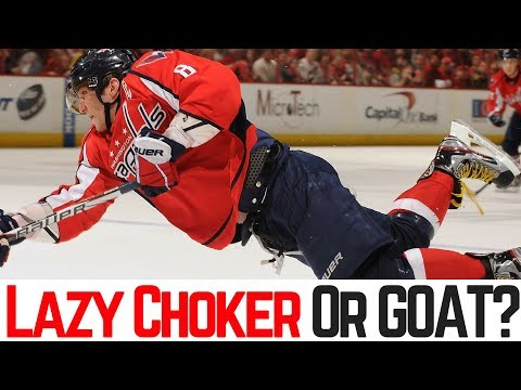 Alex Ovechkin Vs. His Legacy: NHL Stanley Cup Finals