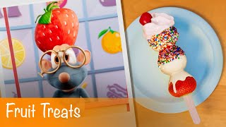 Booba - Food Puzzle: Fruit Treats - Episode 8 - Cartoon for kids