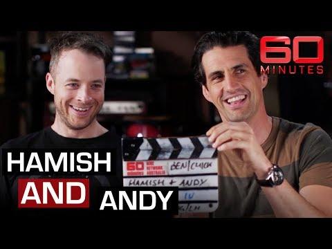 Australia's funniest comedic duo | 60 Minutes Australia