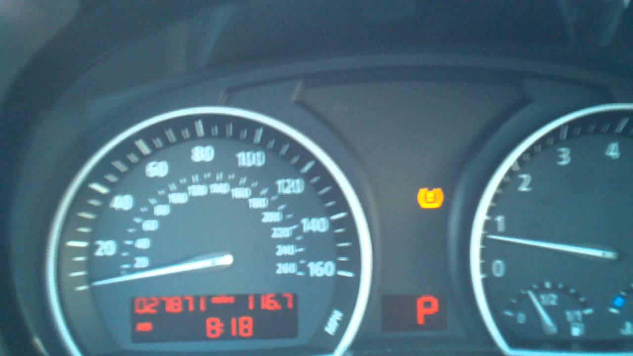 Tire Pressure Monitor Reset E46 E53 E83 with TPM  YouTube