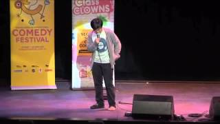 Aaron Chen Class Clowns Grand Final 2012