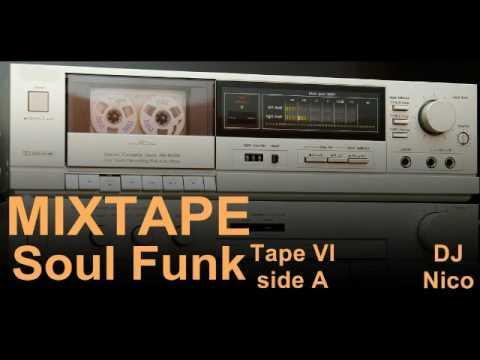 DJ Nico - Mixtape Soul Funk Tape VI side A