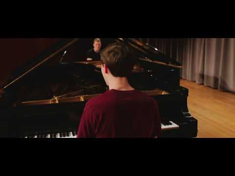 ALL OF ME for 2 PIANOS - Jon Schmidt - Griffin Brothers // MUSIC VIDEO