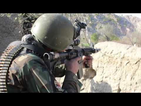 3rd Special Forces Group (Airborne) Official Command Video