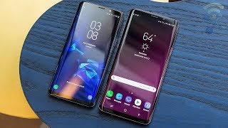 Top 5 Best Phones at MWC 2018