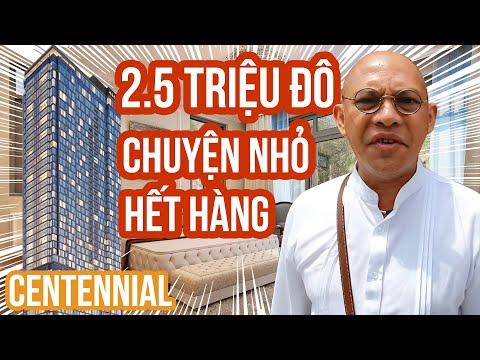 Home #2: Color Man giả dạng đại gia đi xem Siêu căn hộ 2,5 triệu USD đỉnh nhất Saigon