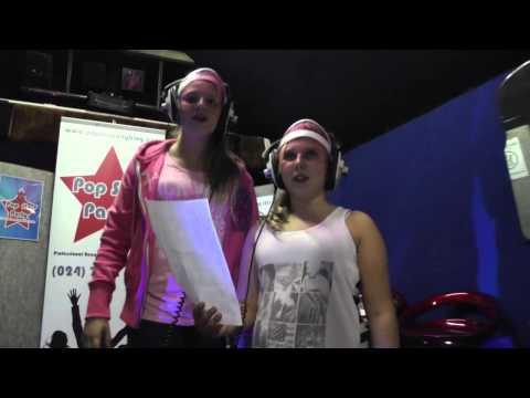 Pop Star Party - Roar - 12 year olds' birthday - MegaStar Upgrade
