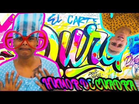 Dura - Daddy Yankee (PARODIA DURA) | HUMOR DE CUADRA