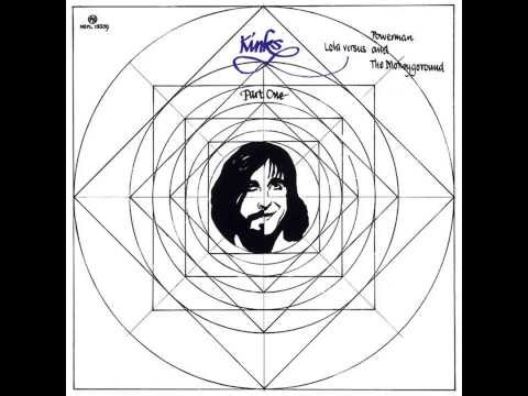 The Kinks  Powerman  Audio