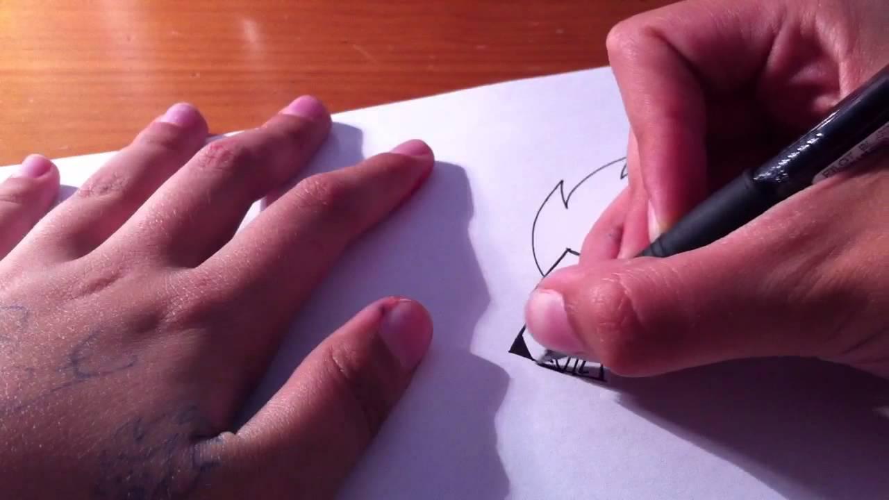 como dibujar un leon de forma facil  YouTube
