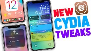 Top 15 NEW Jailbreak Tweaks on iOS 12 - 12.1.2! (Unc0ver Cydia Tweaks)