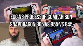 EGG NS emulator Snapdragon 865…