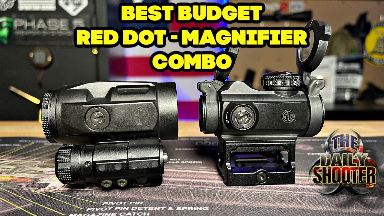 Best Budget Red Dot - Magnifier Combo