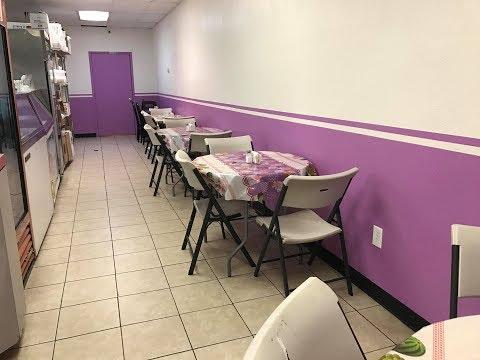 Remodelacion de Nuestra Neveria Y Cena en Olive Garden