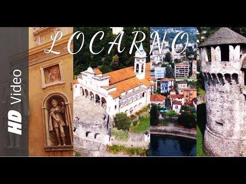Locarno / Madonna del Sasso / Lago Maggiore / Drone: Top Places to Visit / DJI Phantom 4 / DJI Osmo