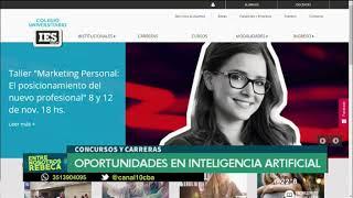 Córdoba tendrá la primera carrera de Inteligencia Artificial