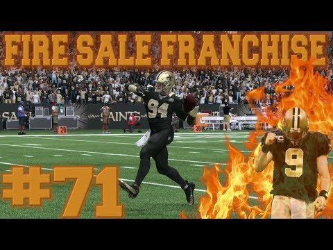 When The Playoffs Begin, This Defense Shows Up | Fire Sale Franchise | Episode 71