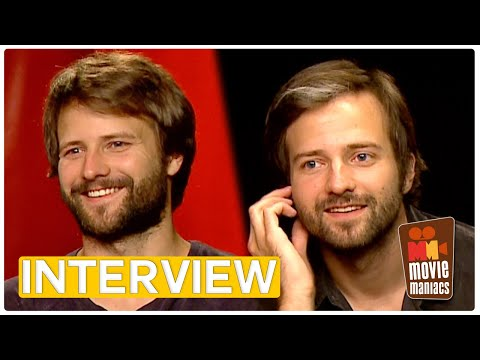 Netflix Stranger Things | Interview with the Duffer Brothers - YouTube